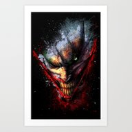 Madness Is The Emergency… Art Print