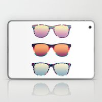 PUT YOUR GLASSES ON ...  Laptop & iPad Skin