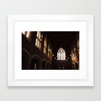 Cathedral  Framed Art Print