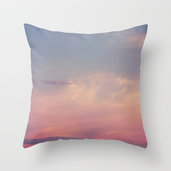 Slow Dance Throw Pillow