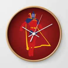 Confidence!  Kallark, The Gladiator Wall Clock
