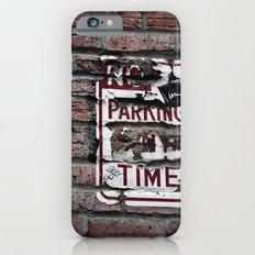 No Parking iPhone 6 Slim Case