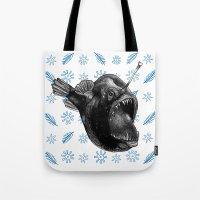 Ms Anglerfish Tote Bag