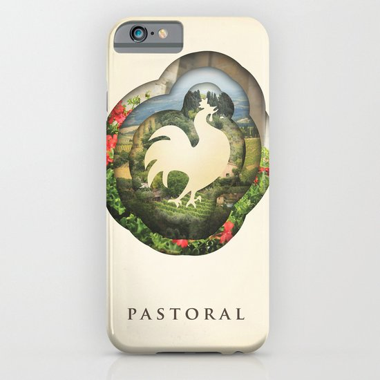 pastoral iPhone & iPod Case