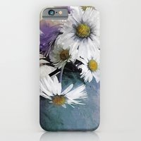 iPhone & iPod Case featuring Daisies and Buttercups - Susan Weller by Susan Weller