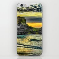 End Of A Beautiful Day iPhone & iPod Skin