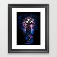 'Tree of Life' Framed Art Print