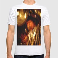 Trad Tuba Mens Fitted Tee Ash Grey SMALL