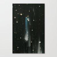 Sueños Canvas Print