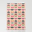 Lepidoptery No. 1 by Andrea Lauren  Stationery Cards