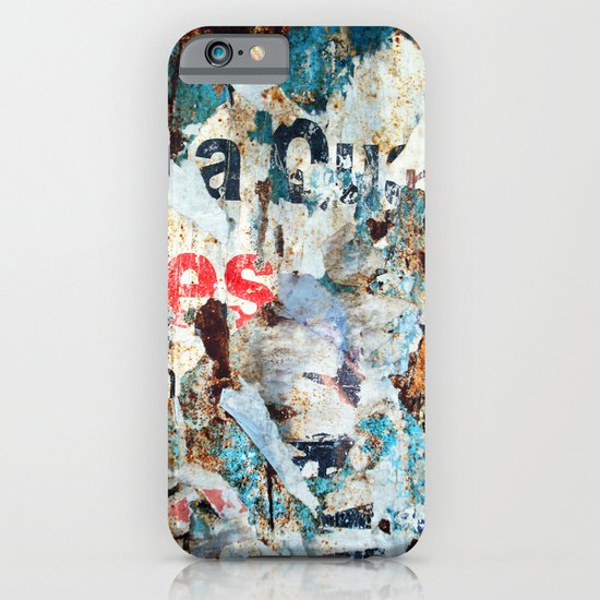 Vestiges II iPhone & iPod Case