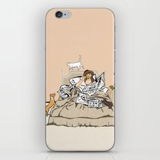 Sunday Mornings iPhone & iPod Skin