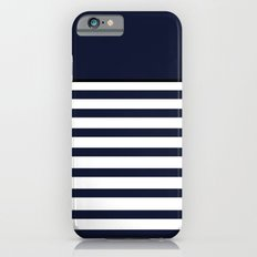 Navy chic iPhone 6 Slim Case