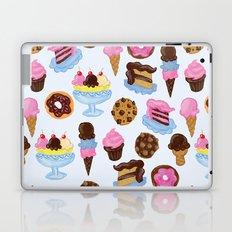 Dessert Pattern Laptop & iPad Skin