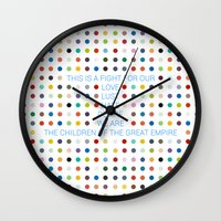 Thirty Seconds To Mars ;… Wall Clock