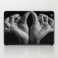 hands 5 iPad Case