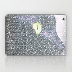 The Black Cat By Edgar A… Laptop & iPad Skin