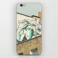 Camden Graffiti - London Photography iPhone & iPod Skin