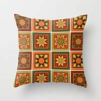 TANDIKA 1 Throw Pillow