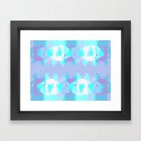 Nana-Nana-Boo-Boo Framed Art Print