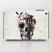 Istanbul Skull iPad Case