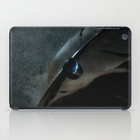 crow feather iPad Case