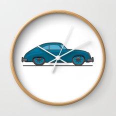 #18 Porsche 356 Wall Clock