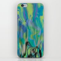 Waterfalling iPhone & iPod Skin