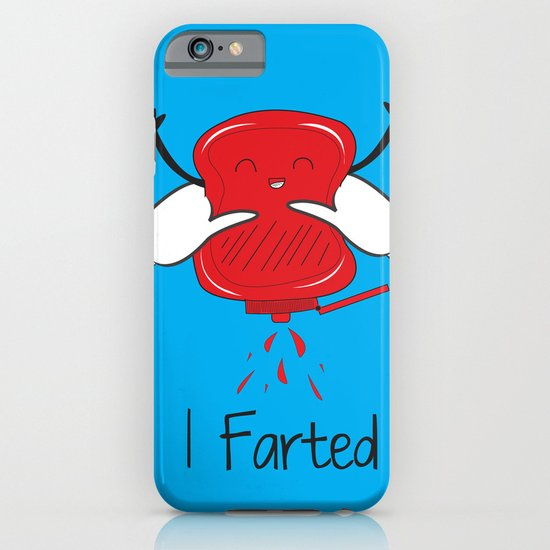 Food Fart iPhone & iPod Case