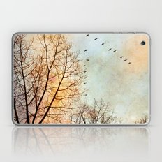January Laptop & iPad Skin