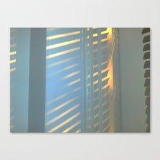 Blind Shadow Canvas Print
