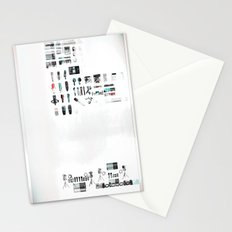 Audio Dreams Stationery Cards