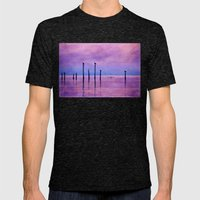 Twilight Watchmen Mens Fitted Tee Tri-Black SMALL