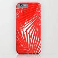 Palms Red Hot iPhone 6 Slim Case