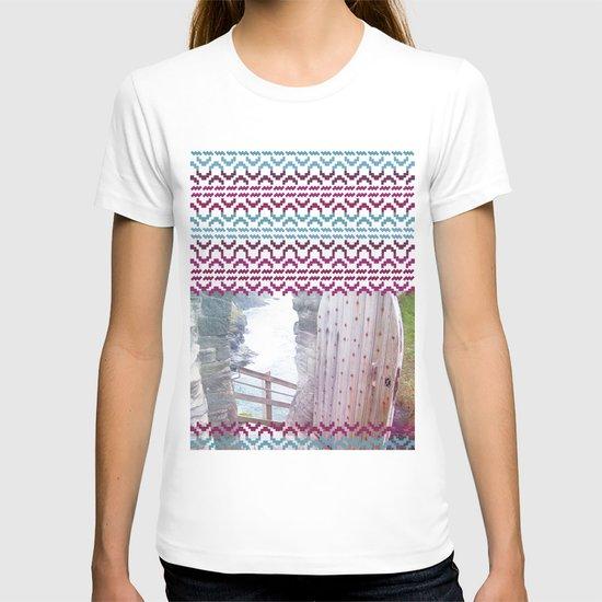 AZTEC 'Door Into Summer'_1-2 T-shirt