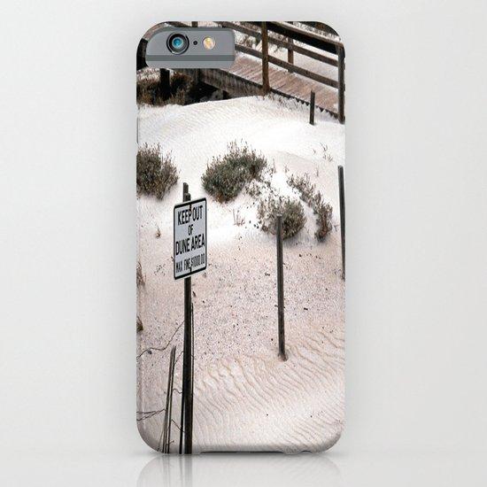 The Dunes iPhone & iPod Case