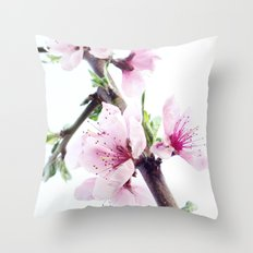 Spring 1 Throw Pillow