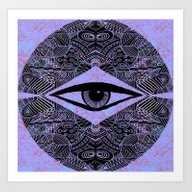 Art Print featuring Secret Message by Marianna Tankelevich