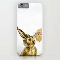 Bunny Spring Love Easter… iPhone 6 Slim Case