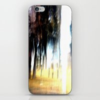 Ghost Forest iPhone & iPod Skin