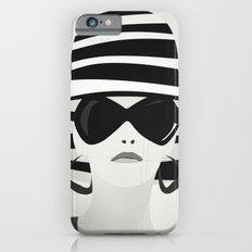 Snapshot (black & white) iPhone 6s Slim Case