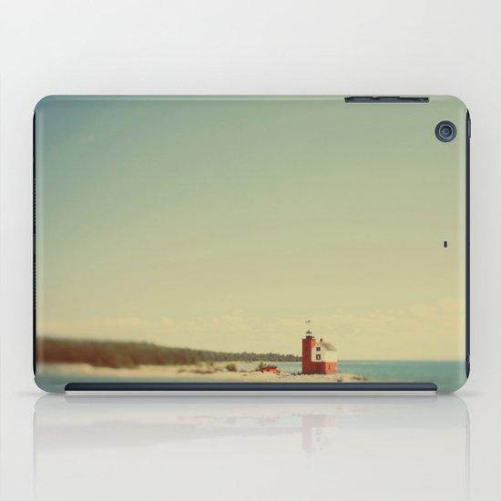 Round Island iPad Case