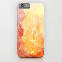 iPhone & iPod Case featuring WATERCOLOURS by Lazar Alex