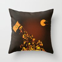 Epics Throw Pillow