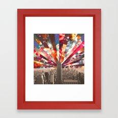 Superstar New York Framed Art Print