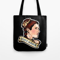 Leia Hutt Slayer Tote Bag