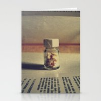 Candy Poison Stationery Cards