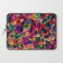 Floral Explosion Laptop Sleeve