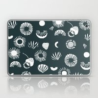 Seaflower Mono Laptop & iPad Skin