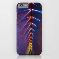 iPhone & iPod Case featuring Chruch Lights by Michelle Chavez